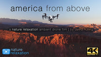 """America From Above"" 1 HR Aerial Drone Film in 4K UHD w/ Music"