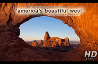 """America's Beautiful West"" HD Nature Relaxation Video 1 Hour 1080p"