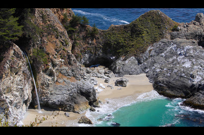 """McWay Falls Relaxation"" 1 HR Dynamic 4K Relaxation Video"