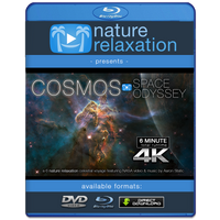 """COSMOS: Space Oddysey"" 4K Short Nature Relaxation Music Video"