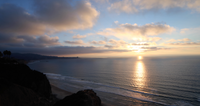 """Torrey Pines Sunset"" La Jolla 30 Minute 4K Nature Relaxation Video"