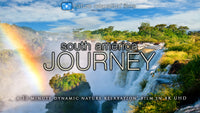 """South America Journey"" 30 MIN Dynamic Nature Video w Music 4K"
