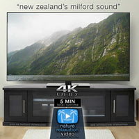 """New Zealand's Milford Sound"" 5 Minute Dynamic 4K Music Video"