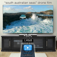 """South Australian Seas"" 1 HR Drone Film in 4K UHD w/ Music"
