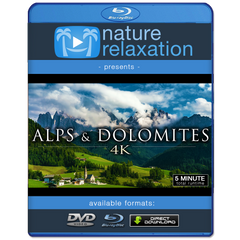 """Alps & Dolomites"" 5 Min Short Drone Nature Film in 4K"