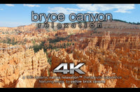 """Bryce Canyon Relaxation"" 1 HR Dynamic 4K Healing Music Video"