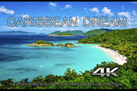 """Caribbean Dreams"" 4K Short Nature Relaxation Music Video"
