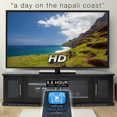 """A Day on the NaPali Coast"" Kauai 5.5 HR Pure Nature Experience™"