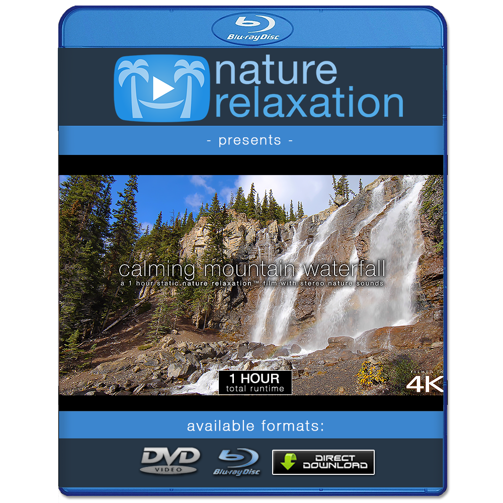 Shop the Complete Nature Relaxation™ 4K/HD Video Collection