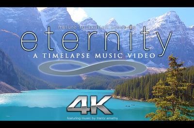 """Eternity"" Canadian Rocky Mountains Timelapse 4K Music Video"