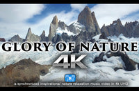 """Nature's Glory"" 4K Synchronized Short Music Video for Inspiration"