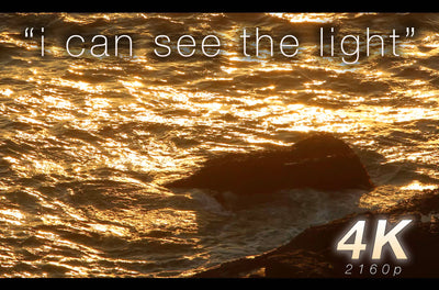 """I Can See the Light"" by Travis Revell 4K Nature Relaxation Music Video Big Sur California"