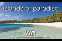 """Islands of Paradise"" Fiji Islands 1 HR Dynamic Relaxation Video"