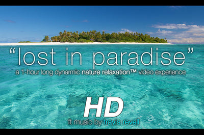 """Lost in Paradise: Hidden Fiji Islands"" 1 HR Dynamic Video HD"