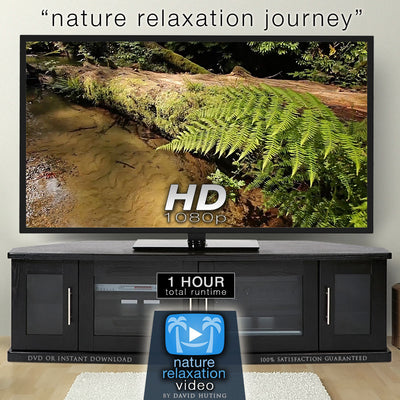 """Nature Relaxation Journey"" Part I HD Nature Relaxation Video 1 Hour 1080p"