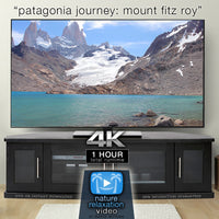 """Patagonia Journey: Fitz Roy"" 1 HR Dynamic 4K UHD Music Video"