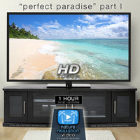 """Perfect Paradise (Part I)"" HD Nature Relaxation Video 1 Hour 1080p"