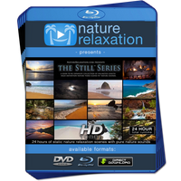 """The Still Collection"" 24 Scenes Bundle, 24+ HOURS of Fixed Nature Scene Videos"