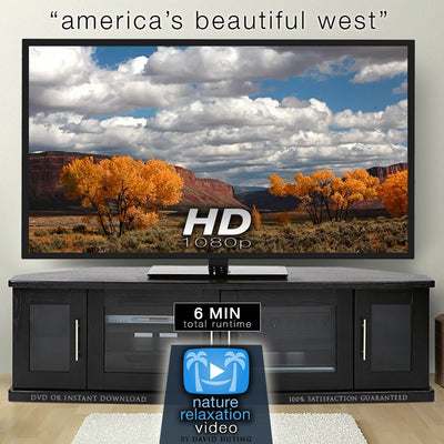 """America's Beautiful West"" 6 MIN Short Inspirational Music Video HD"