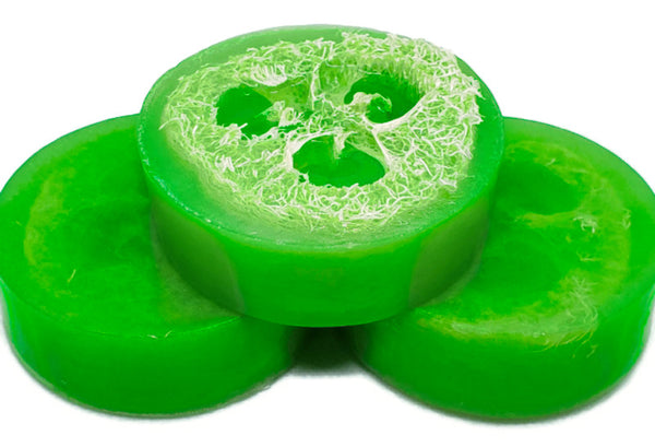 Ginger Lime Loofah