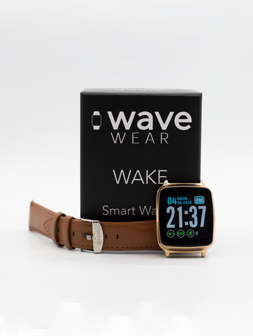 Wake 2.0 Limited Edition Gold/Brown