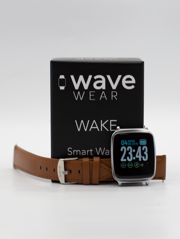 Wake 2.0 Brown/Silver