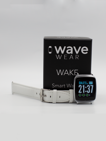 Wake 2.0 Limited Edition White/Silver