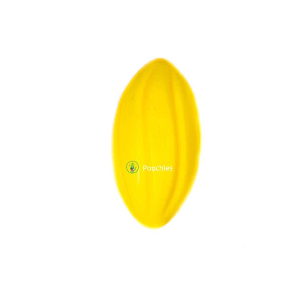 EE Toys Oval Shaped Dog Chew Toy - Poochles