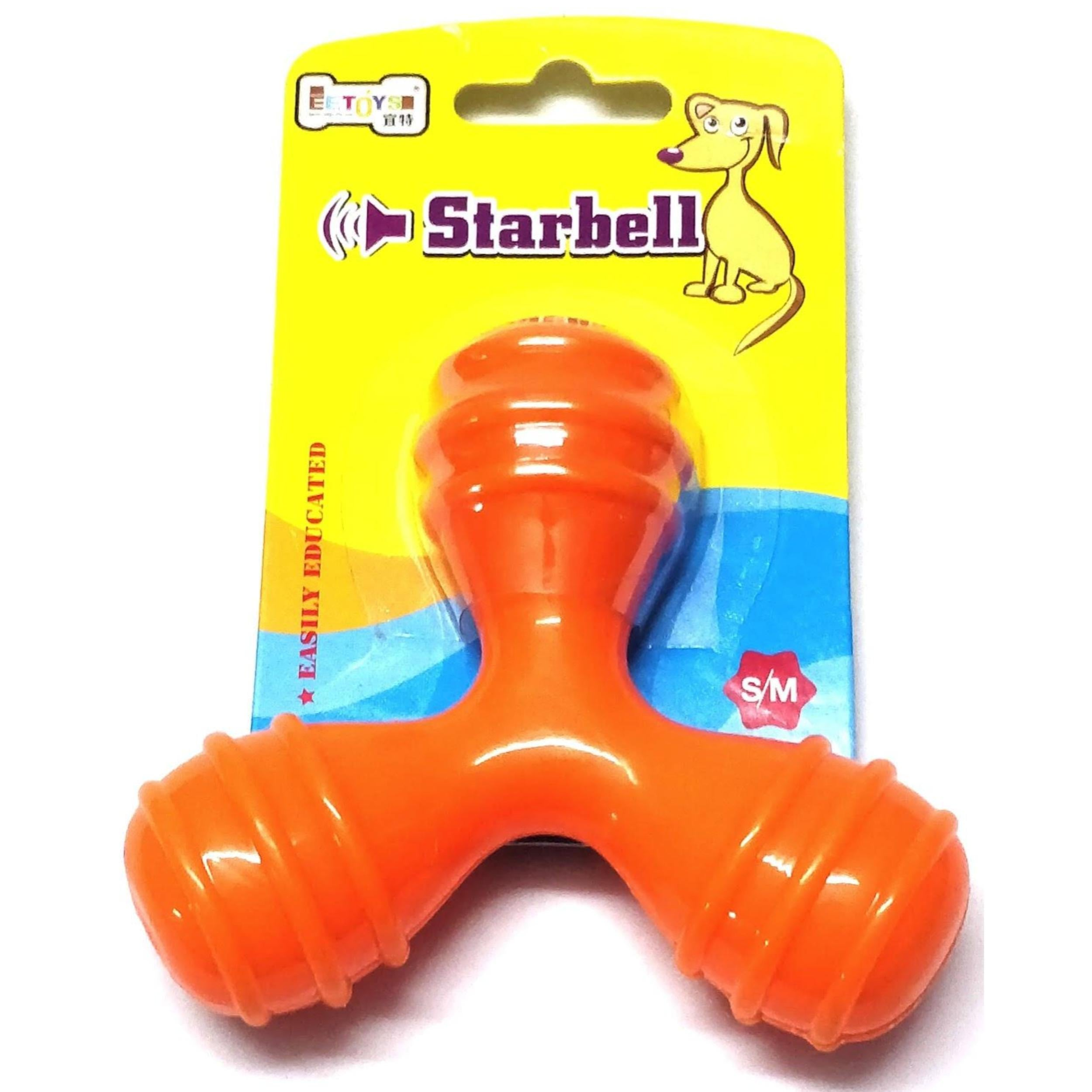 EE Starbell Interactive Fetch Toy - Poochles