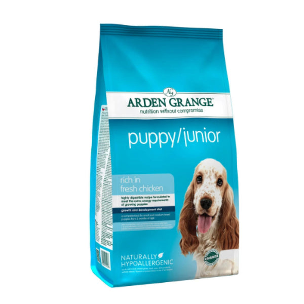 Arden Grange Small And Medium Breed Puppy Dog Food - Poochles