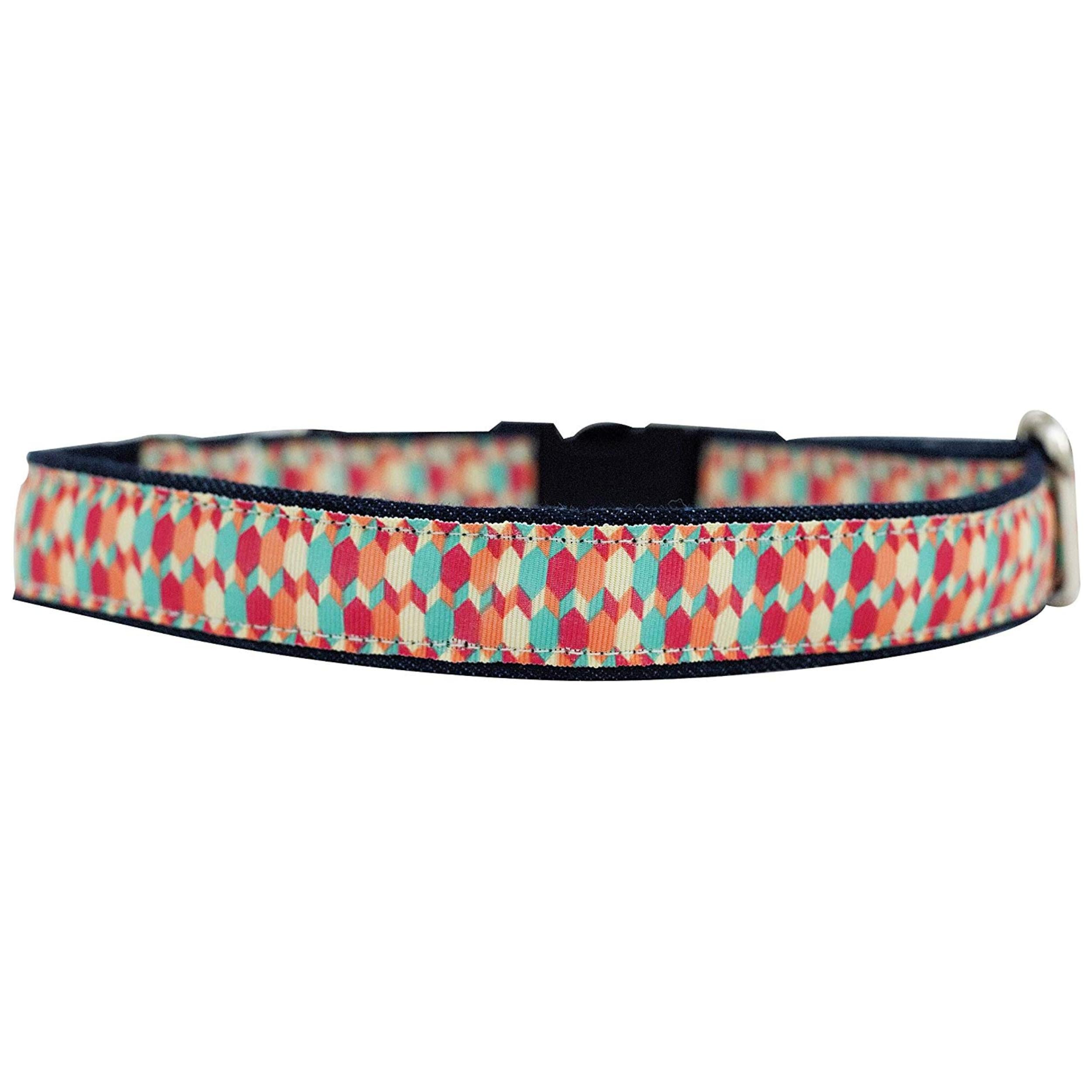 Candy Barrr Collar & Leash Set For Dogs - Poochles