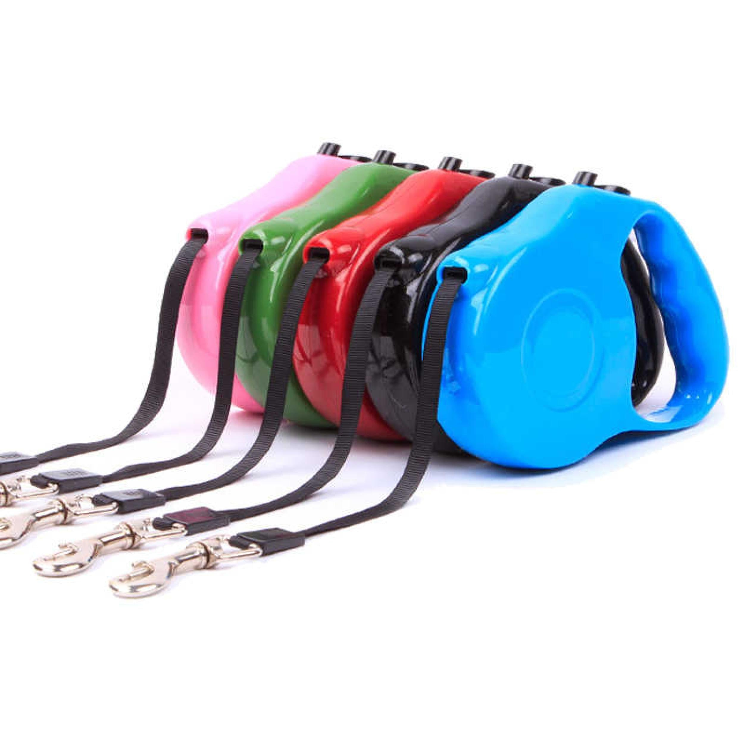 Automatic Pet Retractable Lead Strap Leash - Poochles