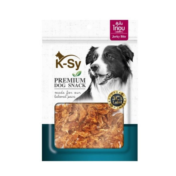 K-Sy Premium Dog Treats - Jerky Bites-Treats-Poochles-Poochles India