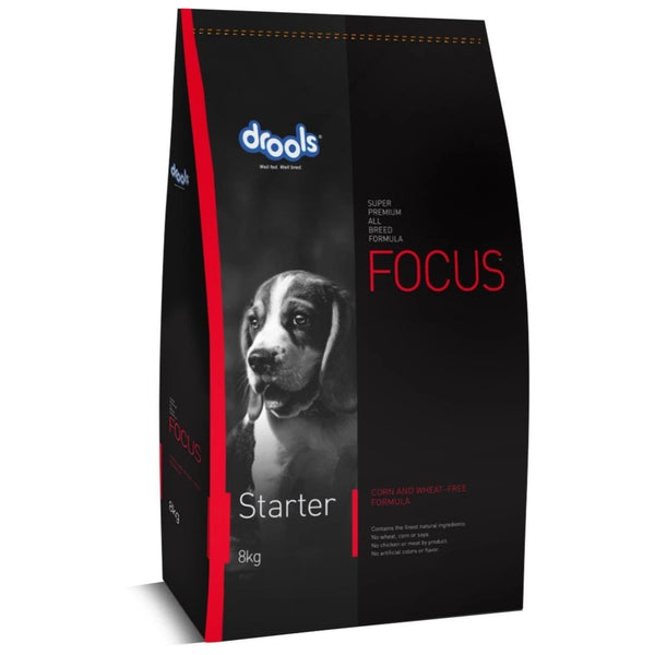 Drools Focus Starter Dog Food - Poochles