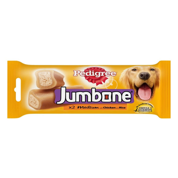 Pedigree Care and Treats Adult Jumbone - Poochles