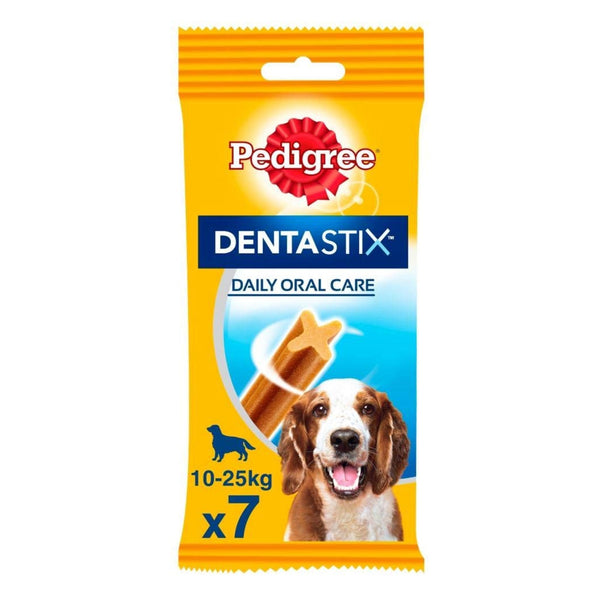 Pedigree Care and Treats DentaStix Adult Medium Breed Oral Care - Poochles