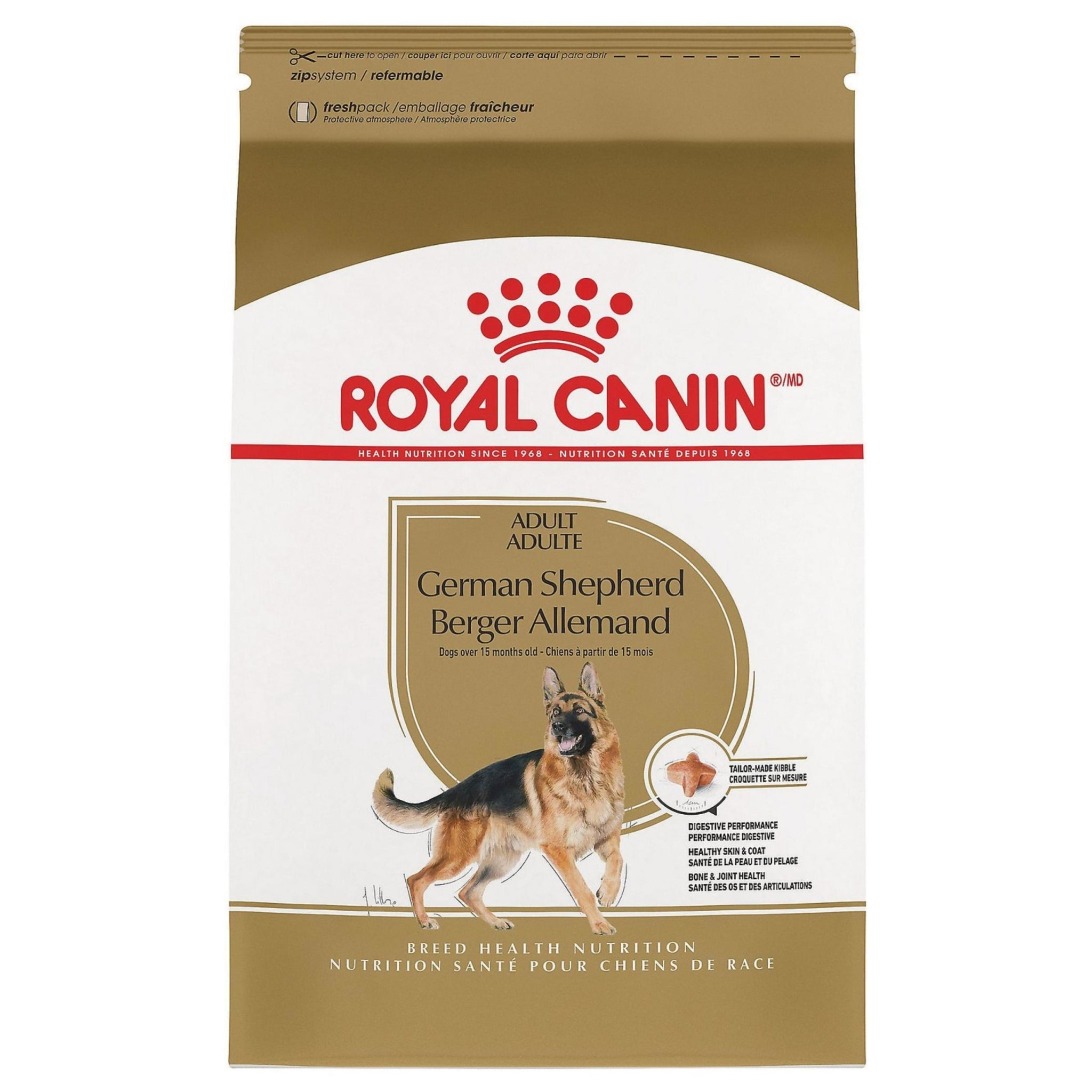 Royal Canin German Shepherd Adult Dog Food - Poochles