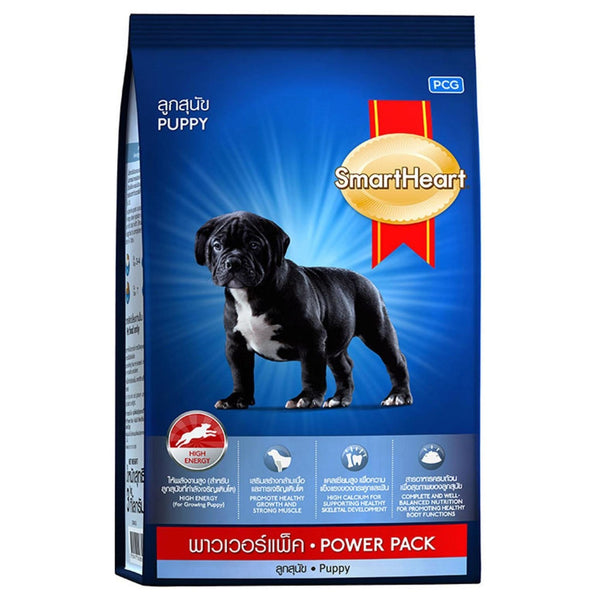 Smart Heart Power Pack Puppy Dog Food - Poochles