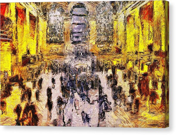 Grand Central Station - Canvas Print