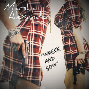 """Wreck and Sow"" Physical Album (CD)"