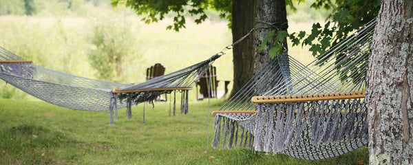 Outdoor Hammocks & Swing Chairs