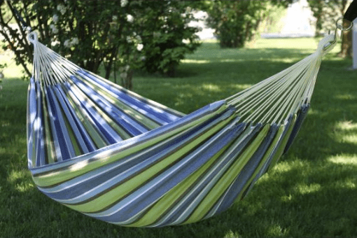 Brazilian Style Hammock - Double (Oasis) - JUST Hammocks