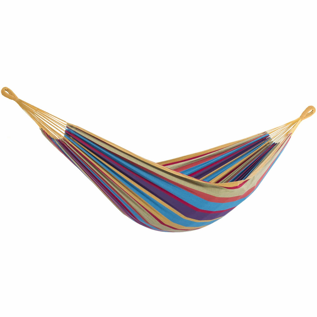 Brazilian Style Hammock - Double Size (Tropical) - JUST Hammocks