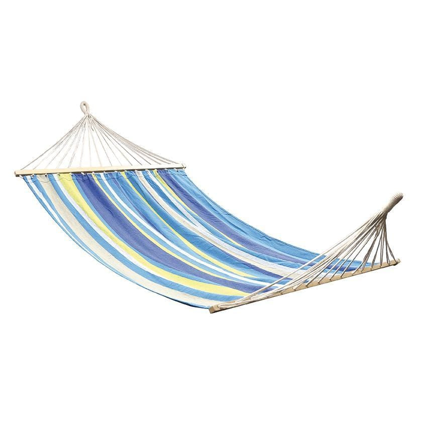 Hammock Double With Timber Rails Sky