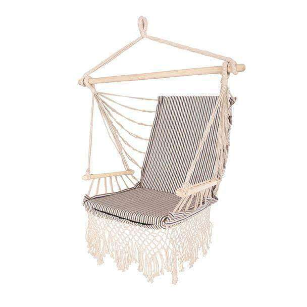 Brazilian Sofa Swing Chair with Arms - JUST Hammocks