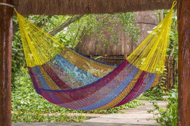 Cotton Mexican Hammock - JUST Hammocks