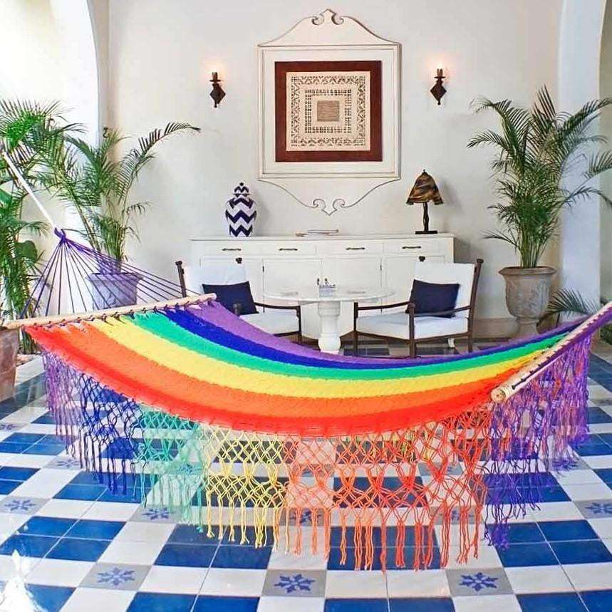 Resort Style Mexican Hammock - JUST Hammocks