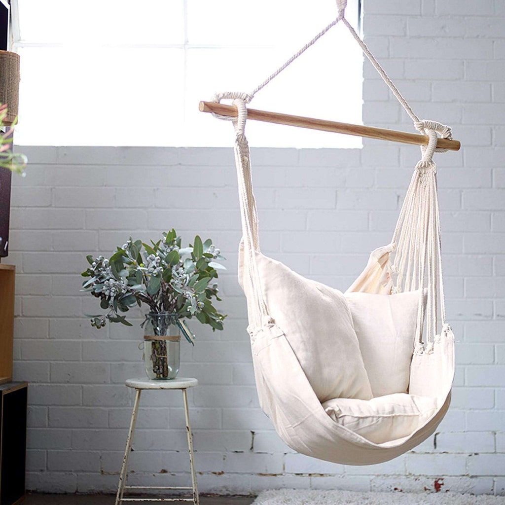 Natural Hammock Swing Chair - JUST Hammocks