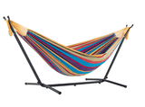 Hammock Combo - Double Tropical Hammock with Stand (250cm) - JUST Hammocks