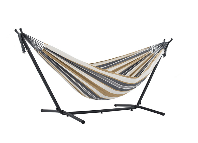 Hammock Combo - Double Desert Moon Hammock with Stand (250cm) - JUST Hammocks